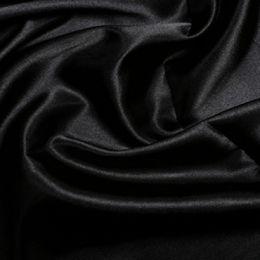 Satin Lining Fabric | Black