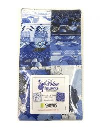 Fabric Strip Pack | Blue Brilliance