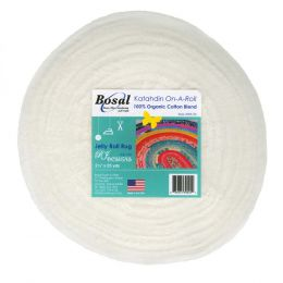 Bosal Cotton Wadding Strips - Empress Mills