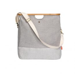 Store & Travel Bags, Canvas & Bamboo, M | Prym
