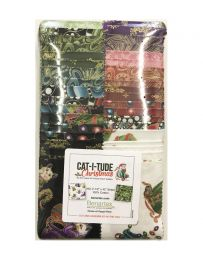 Fabric Strip Pack | Cat-I-Tude Christmas