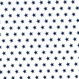 Christmas Fun Fabric | Star Navy