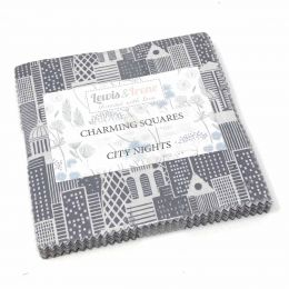 City Nights Fabric | Charming Squares