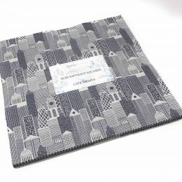City Nights Fabric | Scrumptious Square