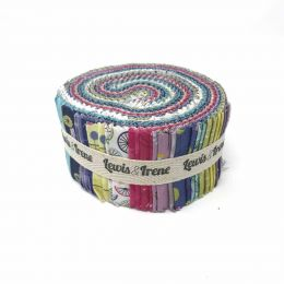 Cocktail Party Fabric | Jelly Roll