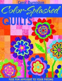 Colour Splashed Quilts