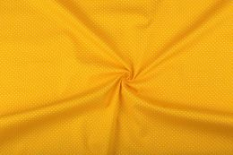 Stitch It, Cotton Print Fabric | Small Dot Yellow