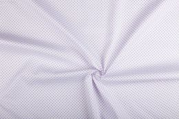 Stitch It, Cotton Print Fabric | Small Dot Reverse Lilac