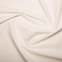 Cotton Voile Fabric | Fine, White