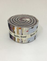 Small Things Country Creatures Fabric Collection Jelly Roll