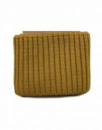 Cuffs Heavy Rib | Mustard