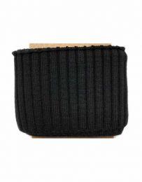 Cuffs Heavy Rib | Black