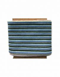 Cuffs Three 2mm Stripe | Blues