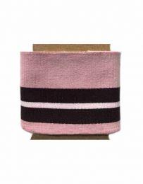 Cuffs Broad Stripe | Pink