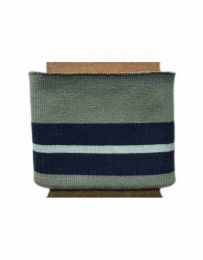 Cuffs Broad Stripe | Sage
