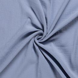 Double Gauze Baby Cloth | Plain Pale Blue