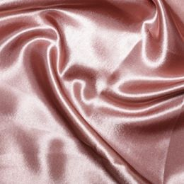 Satin Lining Fabric | Dusky Pink