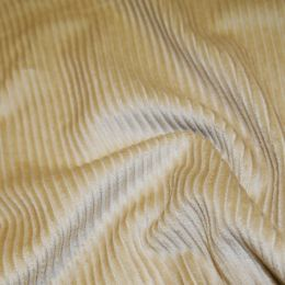 Jumbo Cotton Corduroy Fabric | Cream