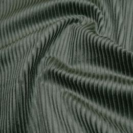 Jumbo Cotton Corduroy Fabric | Khaki