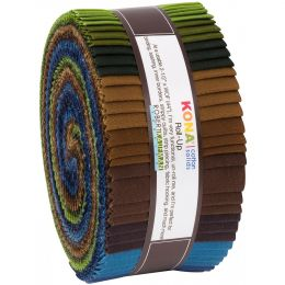 Kona Cotton Fabric Roll Up | Adventure Palette