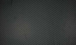 Voile Print Spot | Dark Grey