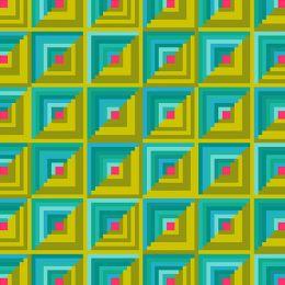 Alison Glass Handiwork Fabric | Decoupage Ink