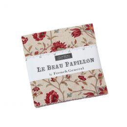 Moda Charm Pack | Le Beau Papillion
