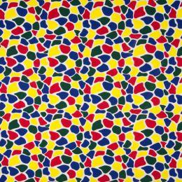 Jersey Cotton Fabric | Graphic Giraffe