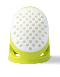 Prym Ergonomic Thimble 'Soft Comfort' | Large Green