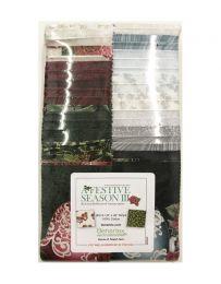 Fabric Strip Pack | A Festive Season lll