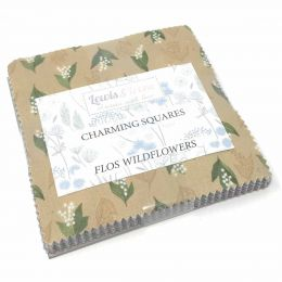 Flo's Wildflowers | Charming Squares