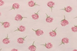 Jersey Fabric Fragrance | Roses Pink
