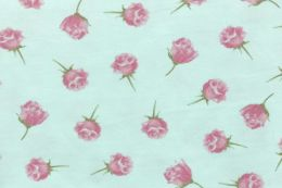 Jersey Fabric Fragrance | Roses Mint