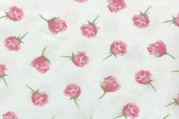 Jersey Fabric Fragrance | Roses Cream