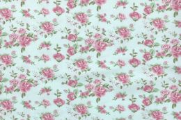 Jersey Fabric Fragrance | Rose Bud Mint