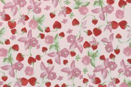 Jersey Fabric Fragrance | Strawberry Pink