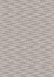 Geometrix Fabric | Geo Wave Soft Grey