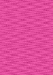 Geometrix Fabric | Geo Wave Hot Pink