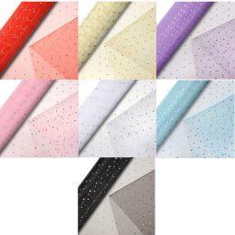 Glitter Dot Organza | Various Designs
