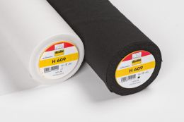 Lightweight, Bi-Elastic For Stretch - Iron On Interfacing | H609 Vilene