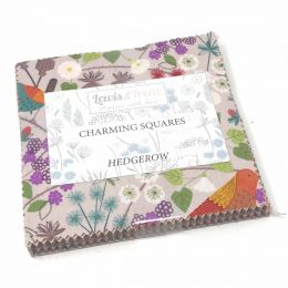 The Hedgerow | Charming Squares