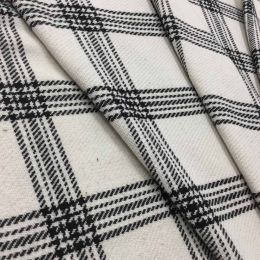 Wool Blend Fabric | Blanket Touch Check