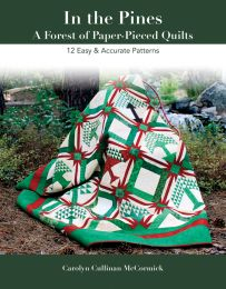 In The Pines Quilt Book