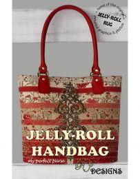 Jelly Roll Handbag Pattern | RJ Designs