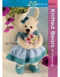 Knitted Bears (Twenty To Make)
