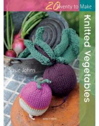 Knitted Vegetables (Twenty To Make)