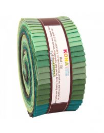 Kona Cotton Fabric Roll Up | Spring Meadow