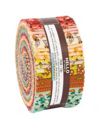 Robert Kaufman Fabric Roll Up | Berry Season