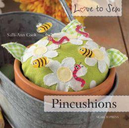 Love To Sew Pincushions
