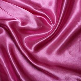 Satin Lining Fabric | Magenta